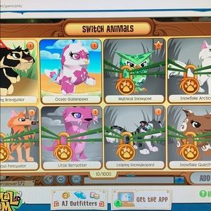 animal jam account